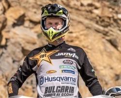 Великолепен дебют на Теодор Кабакчиев в световния хард ендуро шампионат