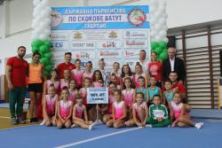 "23 медала и Купа ""Независимост"" за КСАБ ""Акро-арт"""