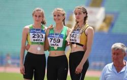 Ева Петкова ще участва в Европейските детски атлетически игри