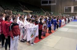 """340 деца участваха в петия турнир по джудо за Купа """"Габрово"""""""