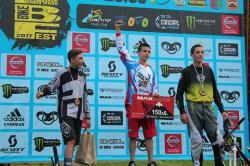 Васко Денчев с втора победа за сезона в Българските даунхил серии (видео от трасето)