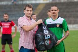 БФС раздаде по 20 футболни топки на отборите от Трета лига